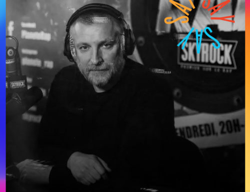 Ép. 22 : Fred Musa, animateur de l'émission «Planète Rap» sur SKYROCK depuis 25 ans.